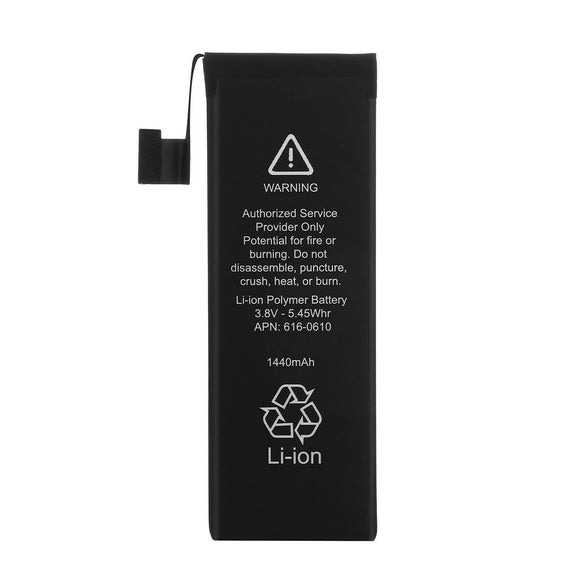 Replacement Li-ion Generic Battery For iPhone 5 5G (1440mAh)