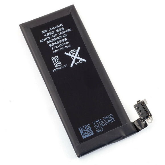 Generic Battery for Apple iPhone 4 16GB 32GB 616-0520 GB-S10-423482-0100 MC318LL/A NEW