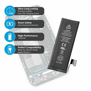 For iPhone 5 6 7 Plus Replacement Standard Internal Generic Battery