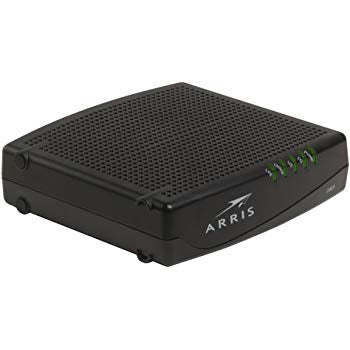 Arris Touchstone CM820A / CM820 Docsis 3.0 Cable Modem Comcast / Xfinity, Cable One, Armstrong Broadband, Atlantic Broadband