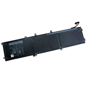 11.4V 4GVGH Replacement Laptop Generic Battery Compatible with Dell XPS 15 9550 1P6KD