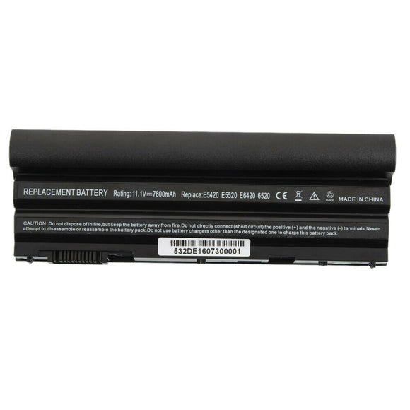 5200mAh Laptop Generic Battery for Dell Latitude E6420 E6430 E5420 E5520 E5530