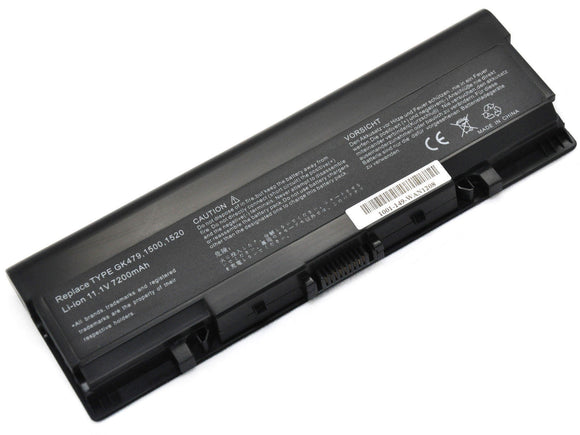 9 Cell Generic Battery for Dell Inspiron 1520 1521 1720 1721 Vostro 1500 1700 Laptop US