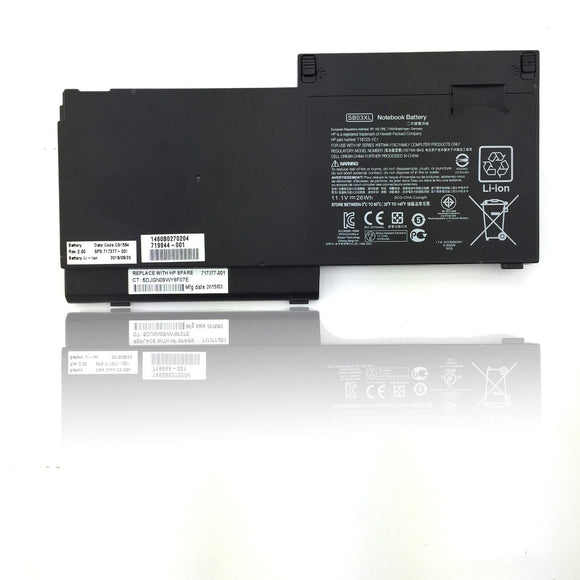 SB03 SB03XL Generic Battery For HP EliteBook 720 820 G1 725 820 G2 716726-421 717378-001
