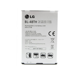 OEM LG Optimus G Pro Cell Phone Li-ion 3140mAh 3.8V New Original BL-48TH Battery