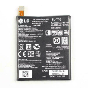 Original BL-T16 battery LG G Flex 2 H950 LS995 H959 for with Screw tools