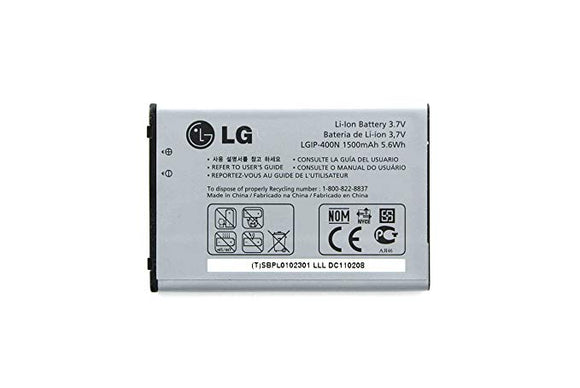 LG LGIP-400N Original 1500mAh 3.7V Li-Ion SBPP0027401 Cell Phone Battery