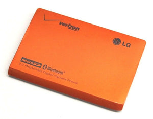LG LGLP-AGOM Standard Rechargeable Lithium-Ion Cellphone Battery 3.7V 950mAh