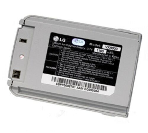 New OEM Original LG Battery SBPP0008701 for LG VX8000