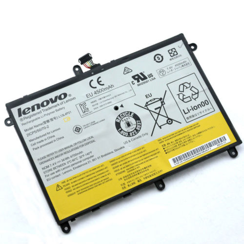 NEW Original Lenovo Yoga2 11 Series 7.4v 4600mAh 34wh Original Battery L13M4P21