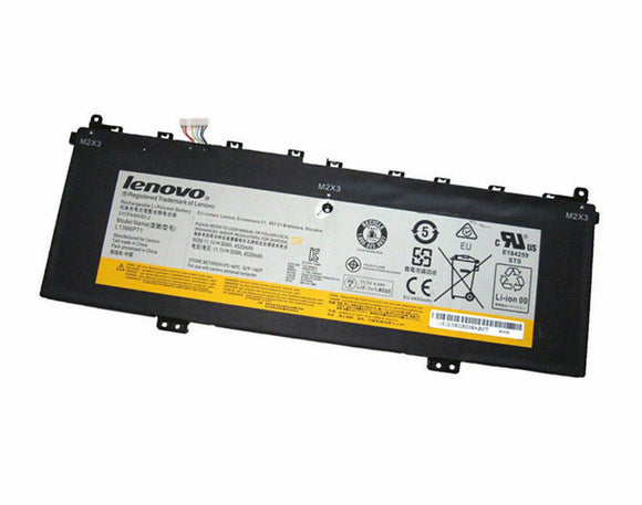 Genuine L13M6P71 Battery for Lenovo IdeaPad Yoga 2 13 Series L13S6P71 121500234