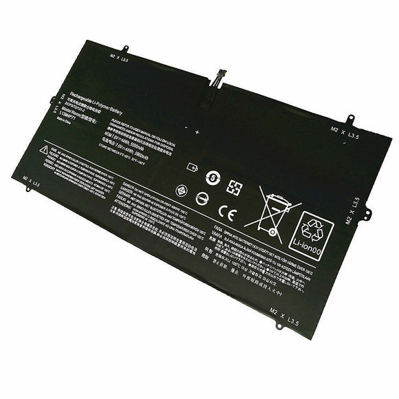 New 7.6V 44WH L14S4P71 L13M4P71 Laptop Generic Battery For Lenovo Yoga 3 Pro 1370 Series