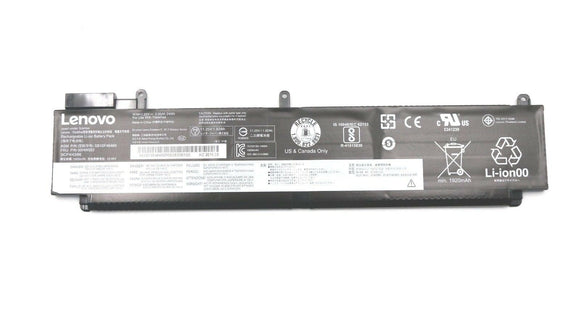 New Genuine Lenovo ThinkPad T460s 11.25V 24Wh Laptop Battery SB10F46460 00HW023