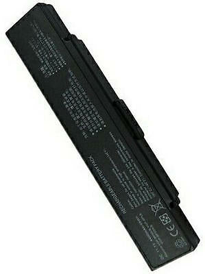 NEW 6-Cell Laptop Generic Battery for Sony Vaio VGN-TX670P/B
