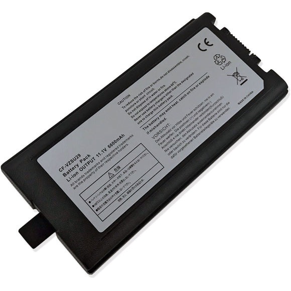 9 Cell Generic Battery For Panasonic CF-29 CF-52 Laptop CF-29DC1AXS CF-VZSU65U CF-VZSU29