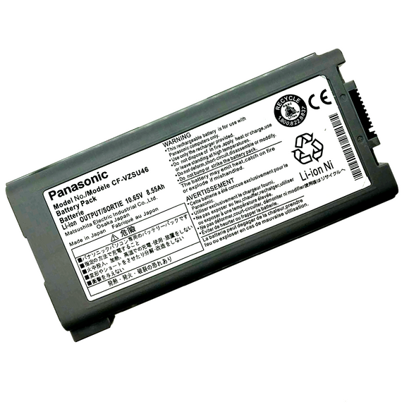 CF-30 CFVZSU46AU Laptop Generic Battery for Panasonic Toughbook CF-31 CF-53 CF-VZSU46