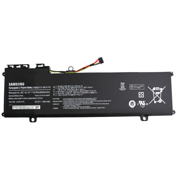 Genuine 91WH AA-PLVN8NP Laptop Battery for Samsung ATIV Book 8 Touch NP880Z5E US