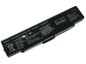Genuine Battery for Sony VAIO PCG VGN-AR VGN-SZ VGN-CR Series BPS9 VGP-BPL9 OEM