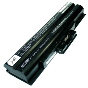 New Laptop Generic Battery for Sony VAIO VGN-NS31M/W VGN-NS31S/S VGN-NS50B/L