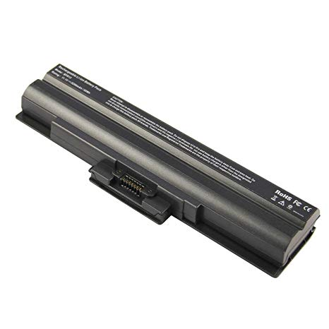 New Laptop Generic Battery Sony Vaio VPCCW13FX/W VPCCW14FX 6cel