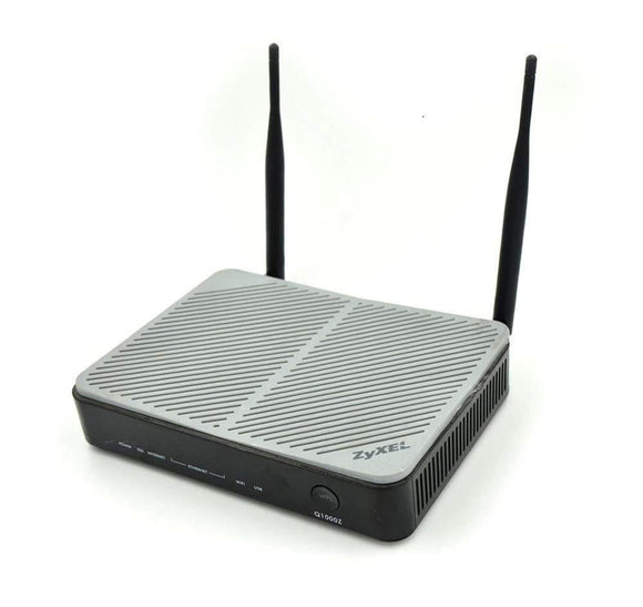 ZyXEL CenturyLink Q1000Z 4-Port Gigabit Modem/Wireless Router ( Approved for Century Link )