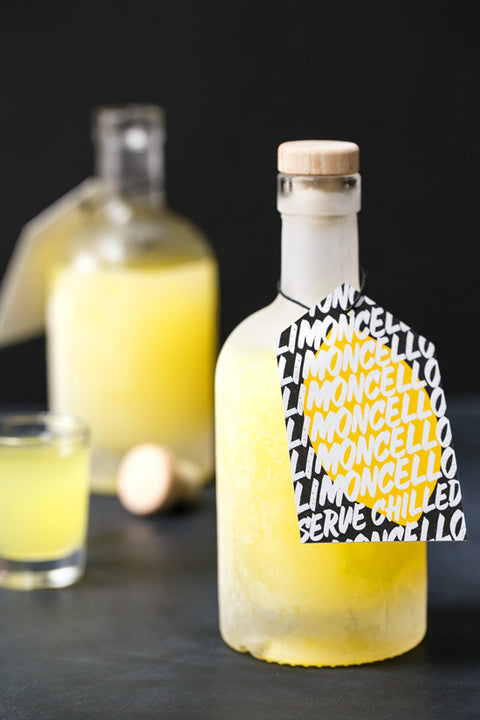 Limoncello - Helden Distillery