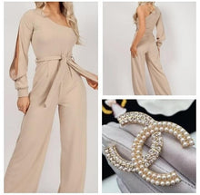 Cocoa Jumpsuit