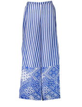 Blue Ocean Cover Up Pants