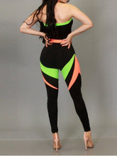 Block of Colors Jumpsuit