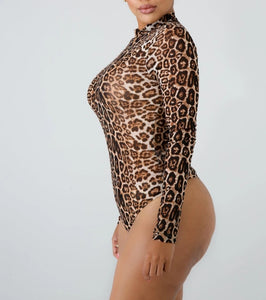 Wild Thang Body Suit