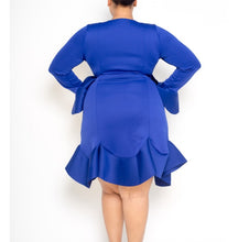 Blue Ocean-Plus Size
