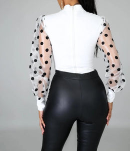Dots Bodysuit