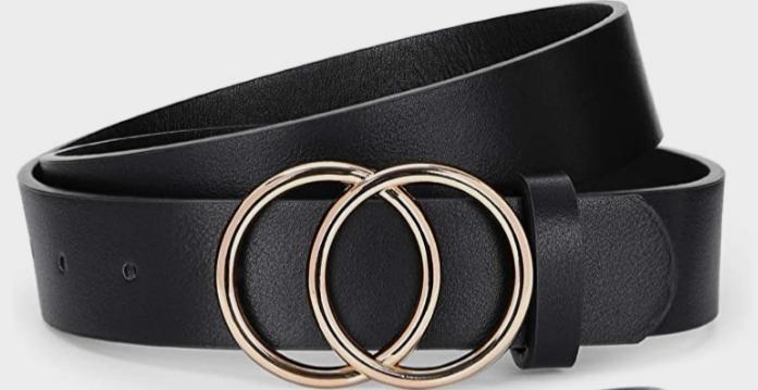 Double Circle Belt -M/L Size