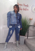 Designer Vogue Paris Jeans
