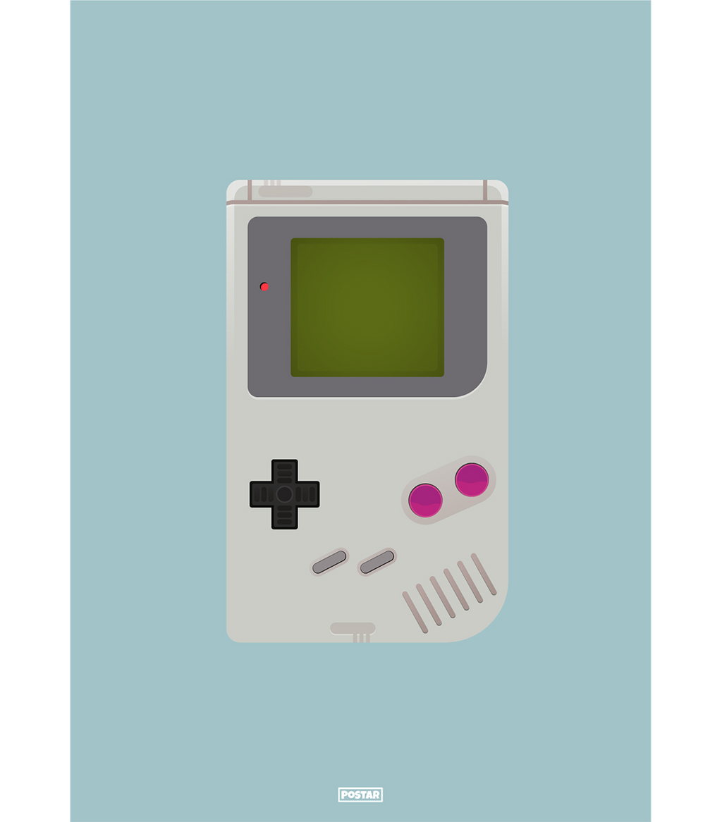 gameboy_plakat