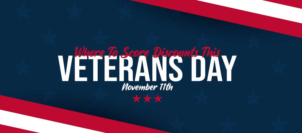 Veterans Day Deals For Veterans