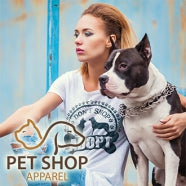 Pet Shop Apparel is a t-shirt brand for pet lovers. Website coming soon!