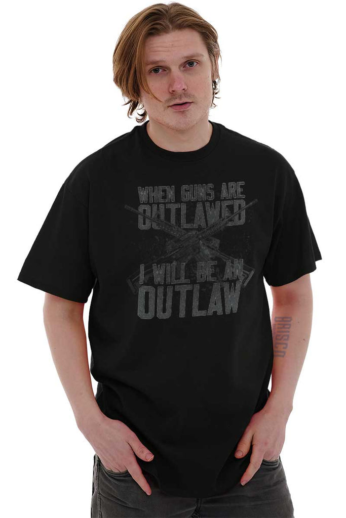 Male_Black2|Outlaw T-Shirt|Tactical Tees