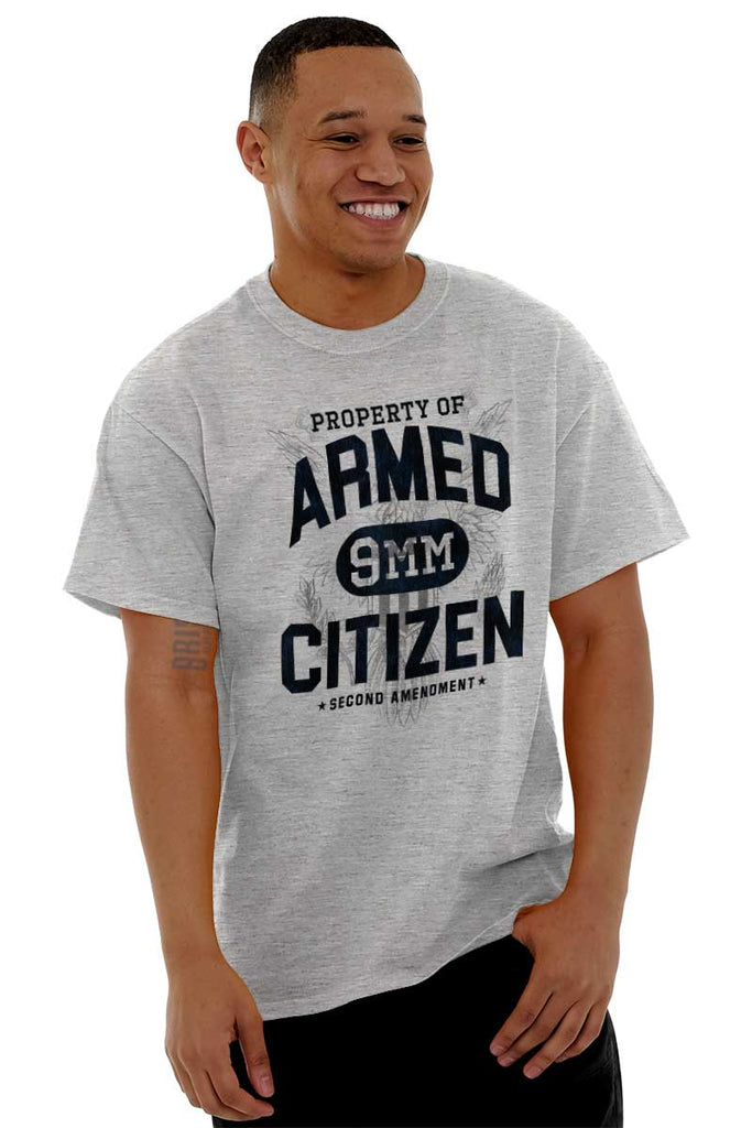 Male_SportGrey1|Armed Citizen T-Shirt|Tactical Tees