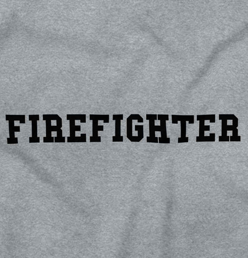 SportGrey|Firefighter Logo T-Shirt|Tactical Tees