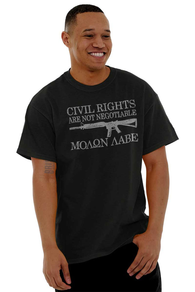Male_Black2|Civil Rights T-Shirt|Tactical Tees