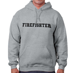 SportGrey|Firefighter Logo Hoodie|Tactical Tees