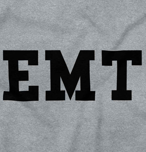 SportGrey|EMT Logo T-Shirt|Tactical Tees