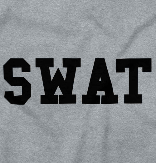 SportGrey|SWAT Logo T-Shirt|Tactical Tees