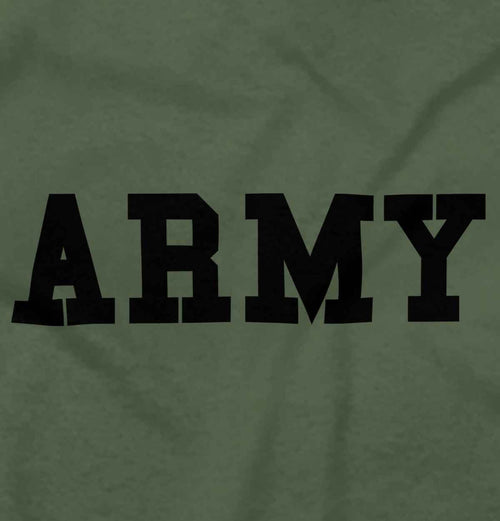 MilitaryGreen|Army Logo T-Shirt|Tactical Tees