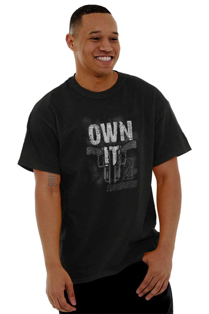 Male_Black2|Own It  AMaledMalet T-Shirt|Tactical Tees