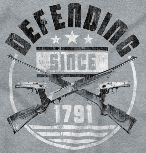SportGrey2|Defending Since Tank Top|Tactical Tees