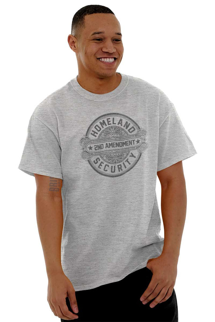 Male_SportGrey2|Homeland Security  AMaledMalet T-Shirt|Tactical Tees
