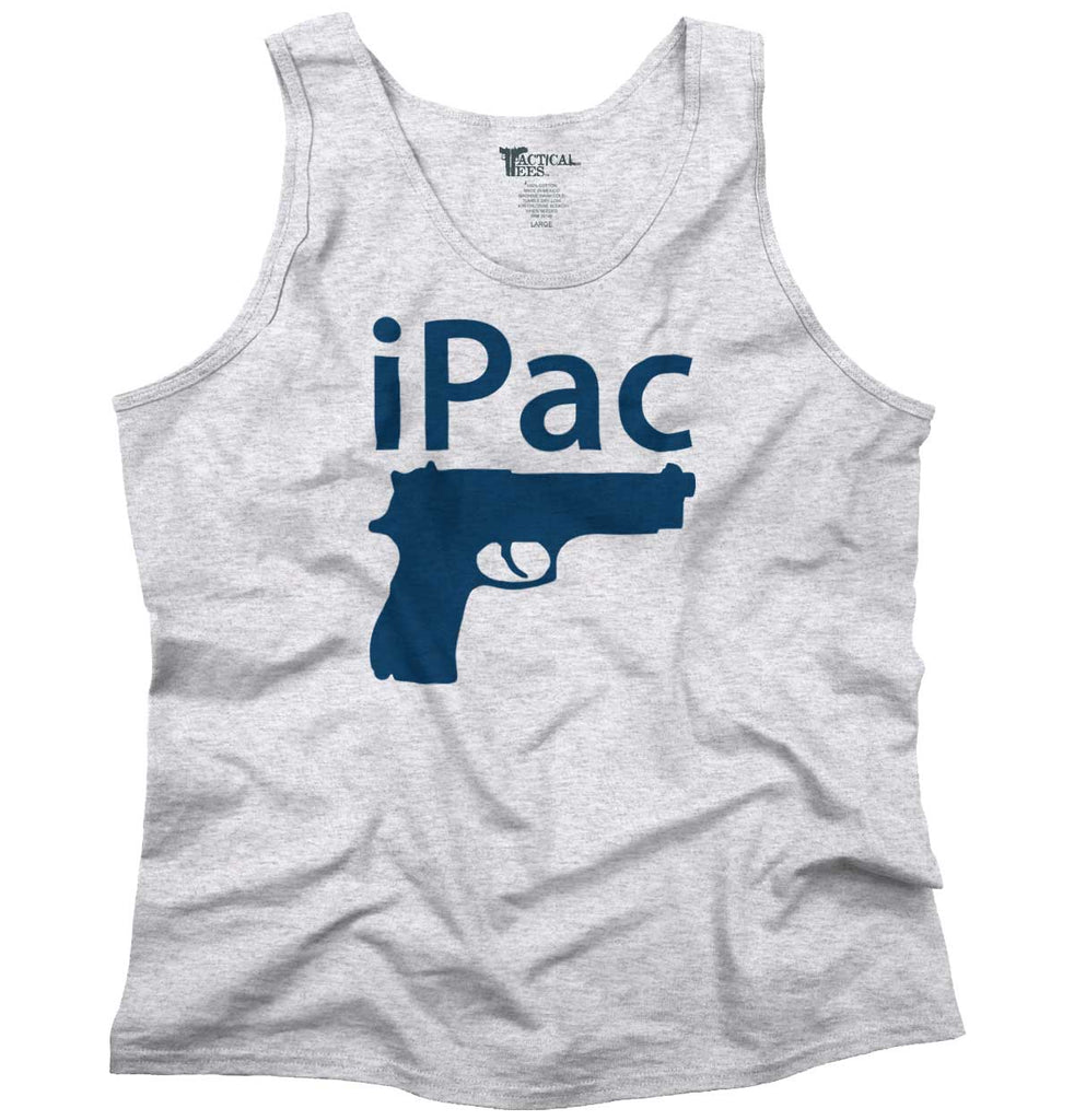 AshGrey|iPac Tank Top|Tactical Tees