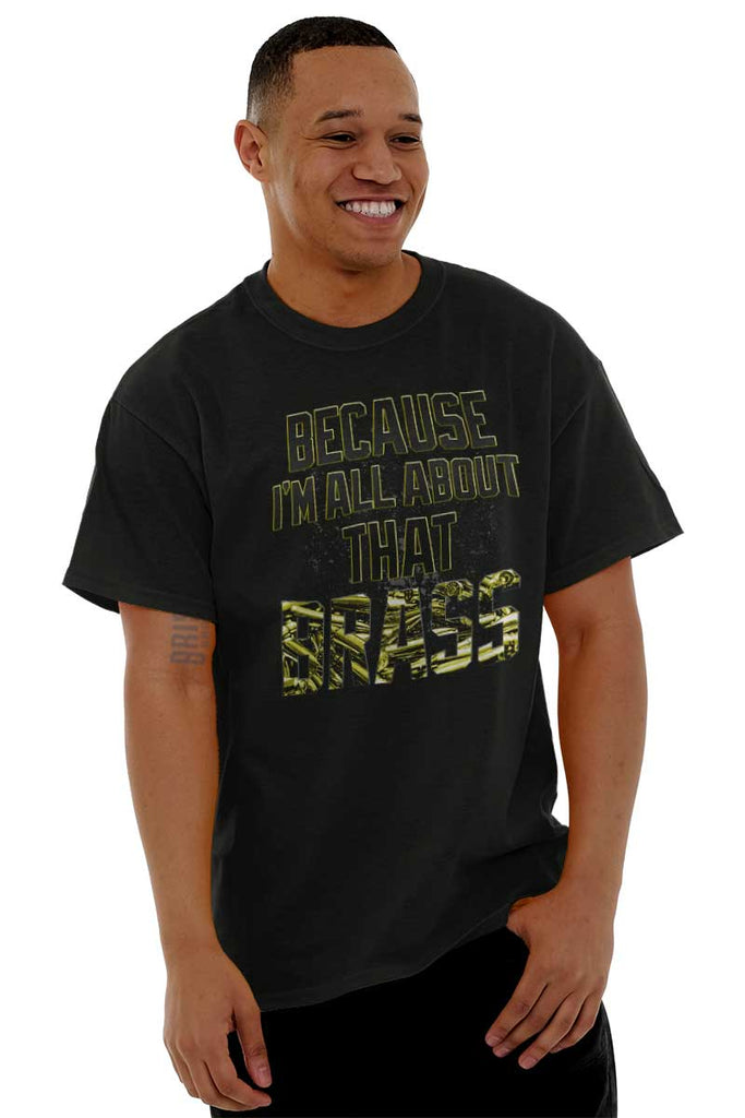 Male_Black1|All About that Brass T-Shirt|Tactical Tees